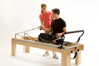 Pilates – Personal training