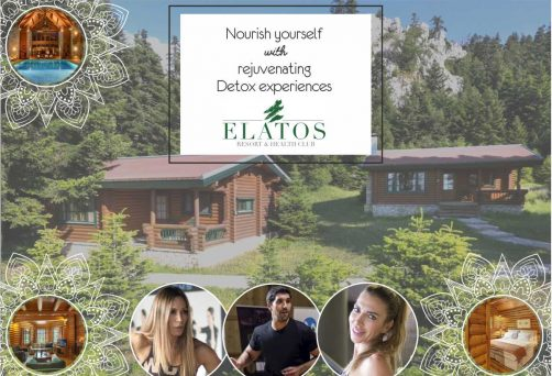 3 Days Revitalizing, Refreshing, and Rejuvenating Detox Retreat in Elatos resort And health club