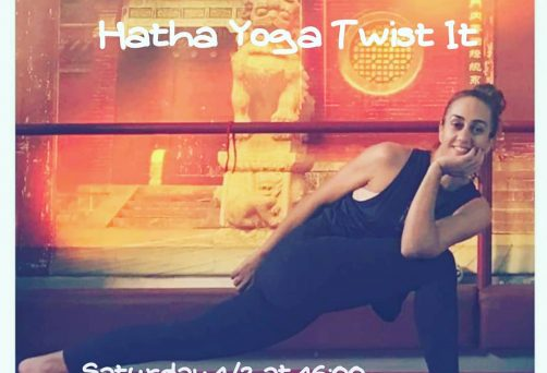 Hatha Yoga Twist It